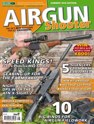 Airgun Shooter Summer 2016