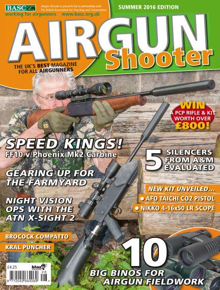 Airgun Shooter June 16, 2016 00:00
