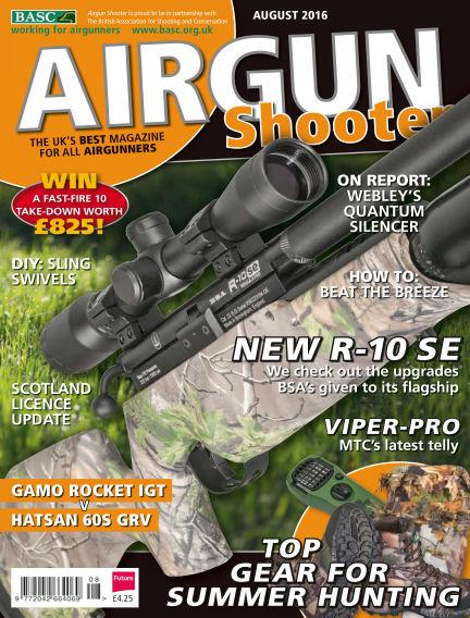 Airgun Shooter July 14, 2016 00:00