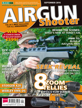 Airgun Shooter September 2016