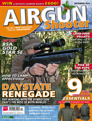 Airgun Shooter December 2016