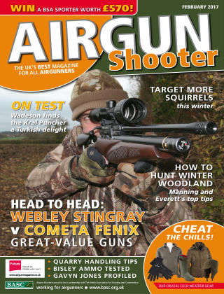 Airgun Shooter February 2017