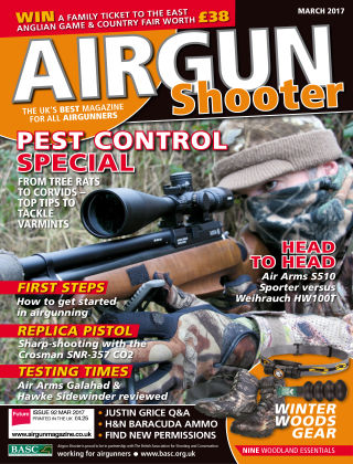 Airgun Shooter March 2017