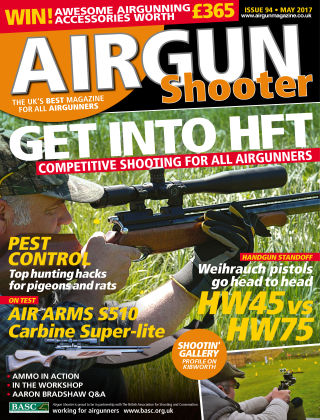 Airgun Shooter May 2017