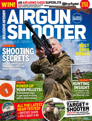 Airgun Shooter June 2017