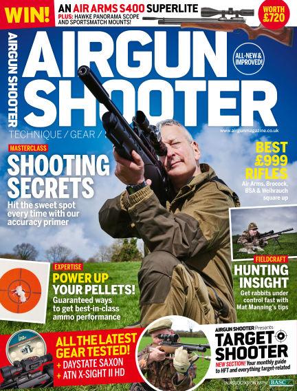 Airgun Shooter April 20, 2017 00:00