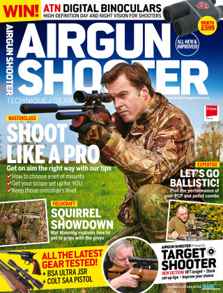 Airgun Shooter July 2017
