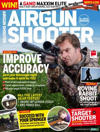 Airgun Shooter August 2017