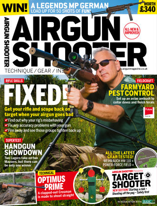Airgun Shooter September 2017