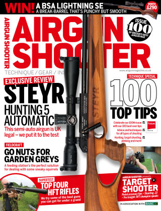 Airgun Shooter October 2017