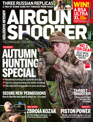 Airgun Shooter November 2017