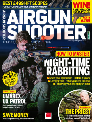 Airgun Shooter December 2017