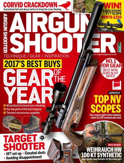 Airgun Shooter November 23, 2017 00:00