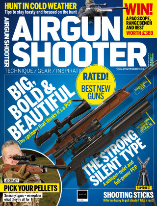 Airgun Shooter March 2018