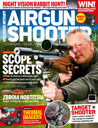 Airgun Shooter May