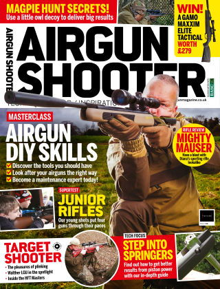 Airgun Shooter une