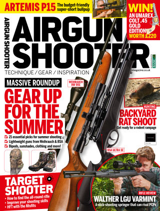 Airgun Shooter August 2018