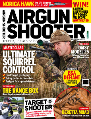 Airgun Shooter October 2018