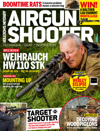 Airgun Shooter November 2018