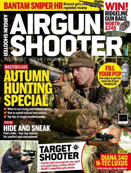 Airgun Shooter November 01, 2018 00:00