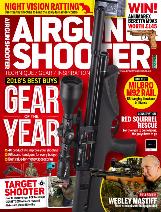 Airgun Shooter January 2019