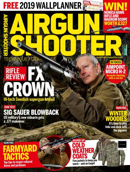 Airgun Shooter December 27, 2018 00:00