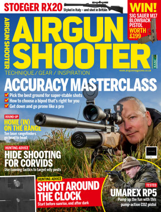 Airgun Shooter April 2019