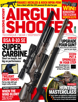 Airgun Shooter May 2019