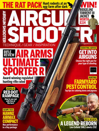 Airgun Shooter July 2019