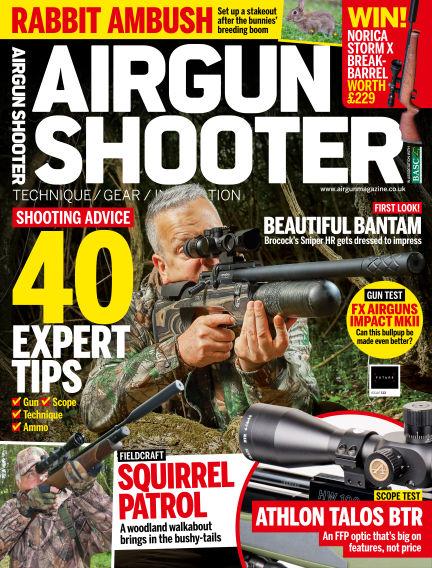 Airgun Shooter June 13, 2019 00:00