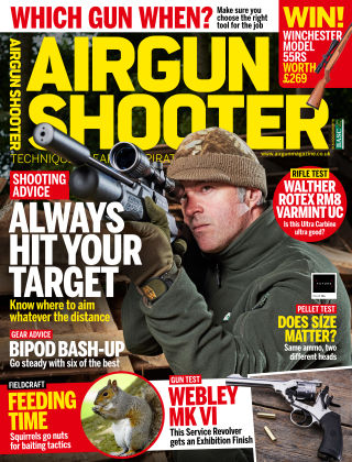 Airgun Shooter August 2019