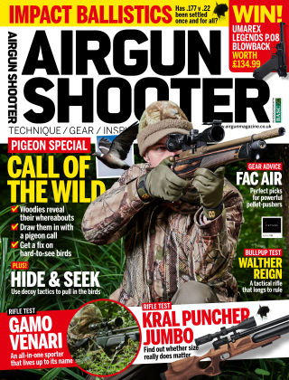 Airgun Shooter October 2019