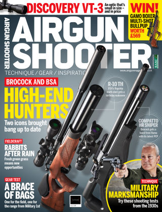 Airgun Shooter November 2019