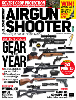 Airgun Shooter January 2020
