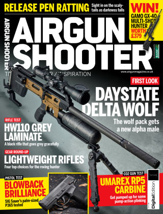 Airgun Shooter June 2020