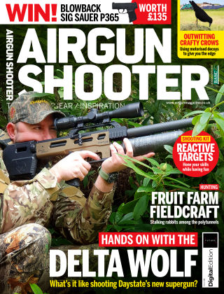 Airgun Shooter August 2020