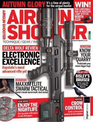 Airgun Shooter December 2020