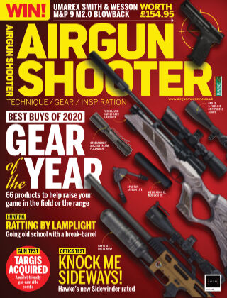 Airgun Shooter January 2021