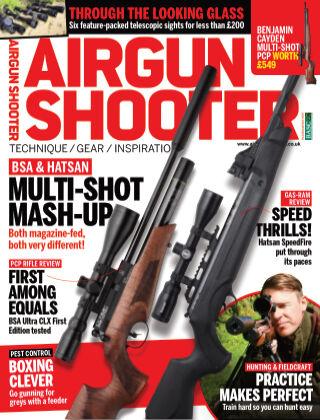 Airgun Shooter June 2021