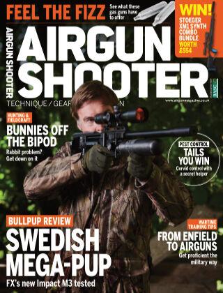 Airgun Shooter August