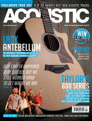 Acoustic February 2015