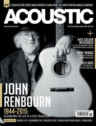 Acoustic June 2015