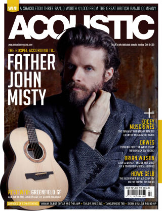 Acoustic July 2015