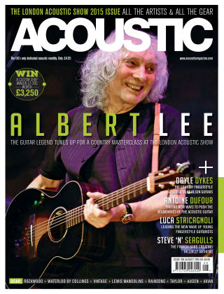 Acoustic August 2015