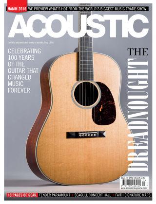 Acoustic March2016