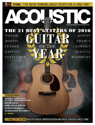 Acoustic January 2017