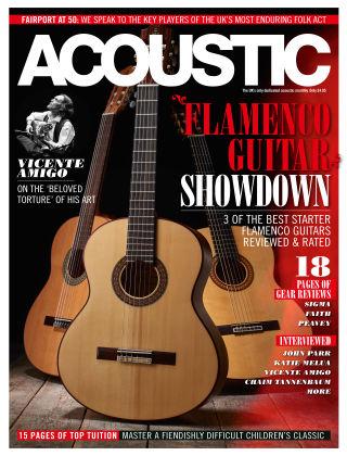 Acoustic March 2017