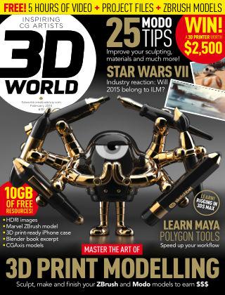3D World February 2015