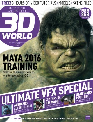 3D World July 2015