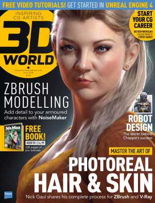 3D World June 2015